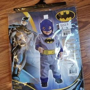 Rubies baby Batman costume 0-6 months